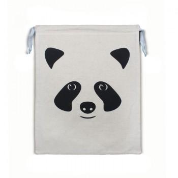 Мешок для белья и игрушек, Панда