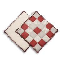 Подушка на стул или табурет 40х40 - Прованс