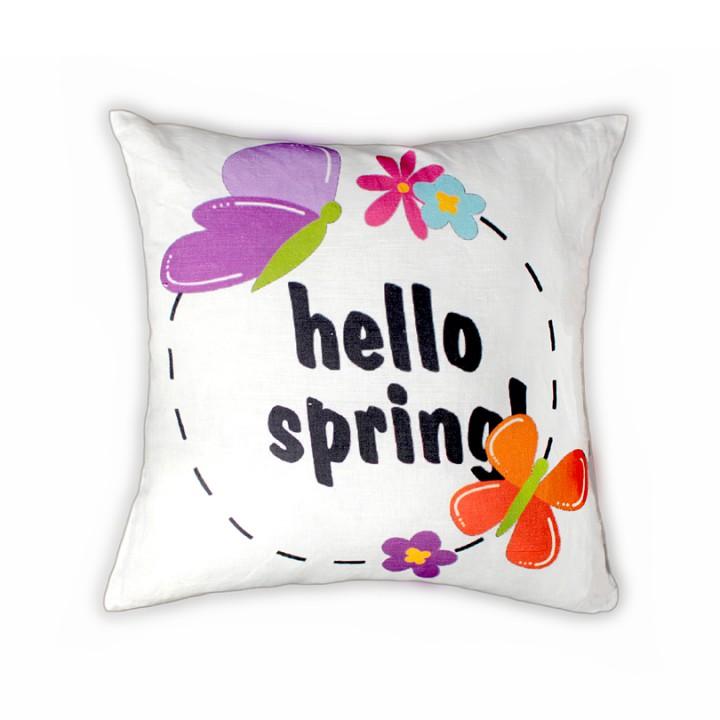 Наволочки для декоративных подушек. Весна 4