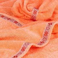 Набор для сауны XL, цвет абрикос