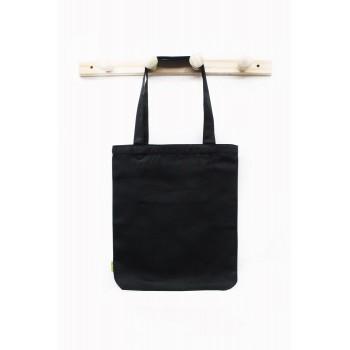 Сумка-шоппер черная