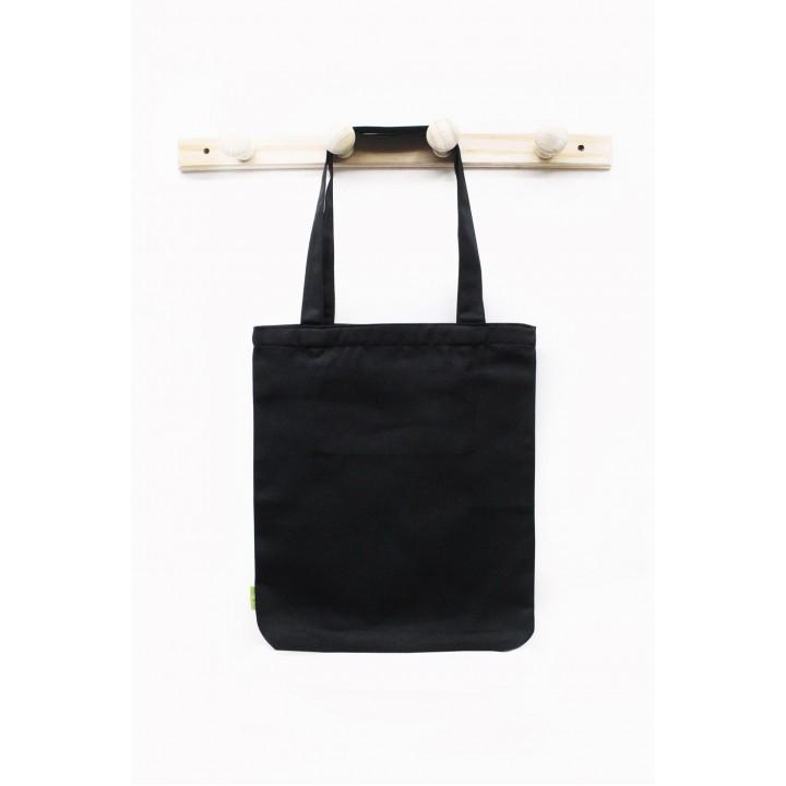 Сумка-шоппер, черная