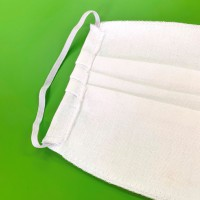 Набор 10 шт. многоразовых масок (повязок) для лица из бязи