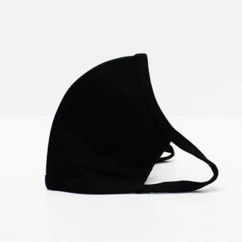 М-11, Многоразовая маска L, с черными резинками