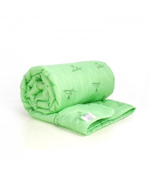 Бамбуковое 240х220, облегченное одеяло, п/э 100%
