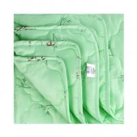 Одеяло 1.5 спальное (150х205) легкое (150 гр/м2) , бамбук + полиэстер