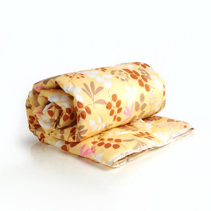 Одеяло 2 спальное (172х205) облегченное (150 гр/м2) , фвйберлон + полиэстер
