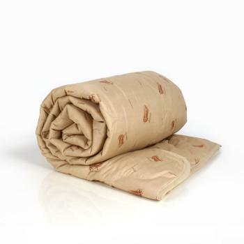 Овечья шерсть ЕВРО 195х210 облегченное одеяло п/э