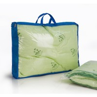 Одеяло 2 спальное (172х205) облегченное (150 гр/м2) , бамбук + п/э