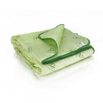 Бамбуковое  евро макси 240х220, облегченное одеяло, п/э 100%