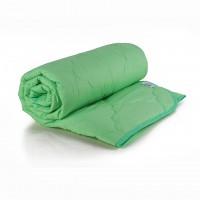 Одеяло евро 195х215 облегченное (150 гр/м2) , бамбук + микрофибра