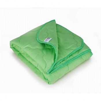 Бамбуковое 1.5сп. 150х205 облегченное одеяло, микрофибра