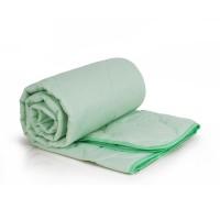 Одеяло 1.5 спальное (150х205) облегченное (150 гр/м2) , бамбук + спандекс-бамбук (п/э)