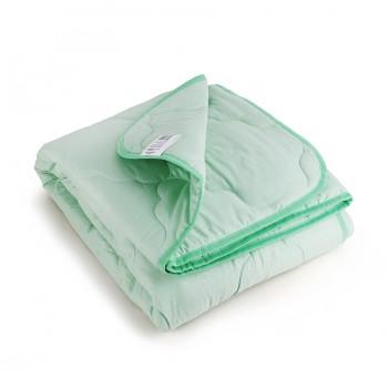 Бамбуковое 1.5сп. 150х205 облегченное одеяло, тик