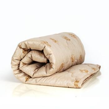 Овечья шерсть 2сп. 172х205 легкое одеяло, тик п/э