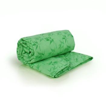 Бамбуковое 2сп. 172х205 легкое одеяло, перкаль