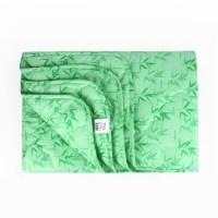 Одеяло 2 спальное (172х205) легкое (200 гр/м2) , бамбук + перкаль