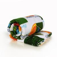 Одеяло 1.5 спальное (150х205) всесезонное (300 гр/м2) , бамбук + поплин