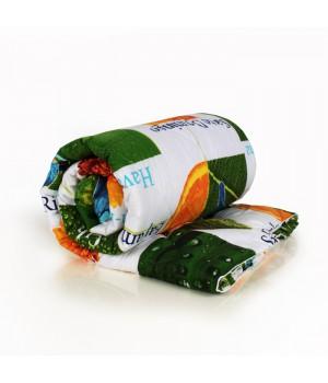 Бамбуковое 2сп. 172х205 всесезонное одеяло поплин