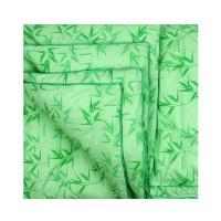 Одеяло ЕВРО (195х210) всесезонное (300 гр/м2) , бамбук + перкаль