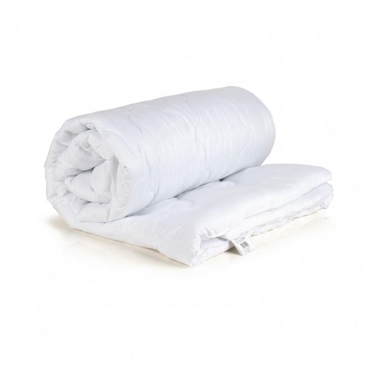Одеяло 2 спальное (172х205) теплое (400 гр/м2) , бамбук + микрофибра