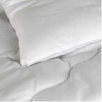 Одеяло 2 спальное (195х215 ) всесезонное (300 гр/м2) , эвкалипт+ микрофибра