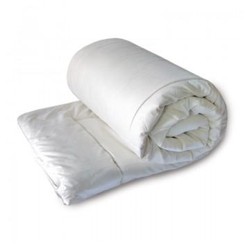 Лебяжий пух иск. ЕВРО 195х215 легкое одеяло, микрофибра