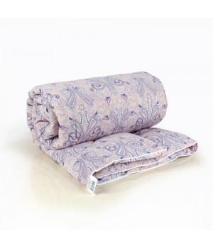 Овечья шерсть евро 195х210 всесезонное одеяло бязь