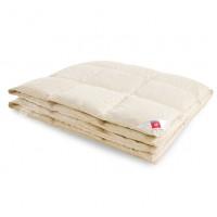 Одеяло 2 спальное (172х205) пуховое, гусиный пух 1 категории, Камелия
