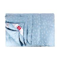 Одеяло евро (200х220) пуховое, гусиный пух 1 категории, Нежное
