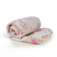 Одеяло 110х140, всесезонное (300 гр/м2) , файберлон + хлопок