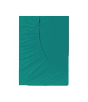 Простыня на резинке трикотаж - Мурена
