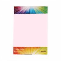 Простыня на резинке трикотажная, пастельно-розовый цвет