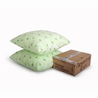 Подушка бамбуковое волокно, чехол поплин, размер 70х70