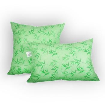 Подушка бамбук 40х60, перкаль
