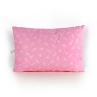 Подушка эвкалиптовое волокно, чехол из перкаля, размер 40х60