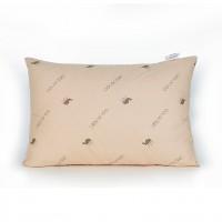 Подушка верблюжья шерсть, чехол тик, 100% хлопок, размер 50х70