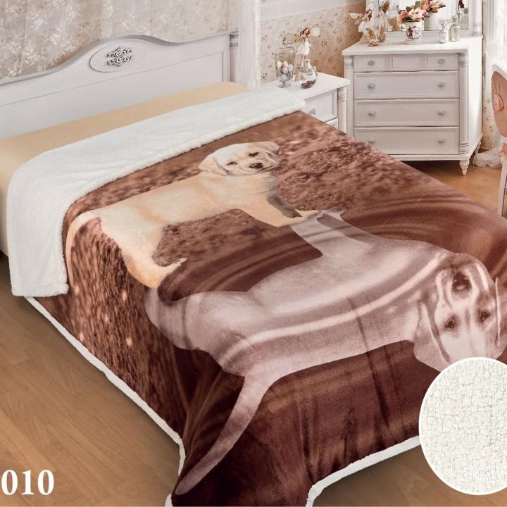 Плед  Любимчики цв.Р-010  размер 150х220 см