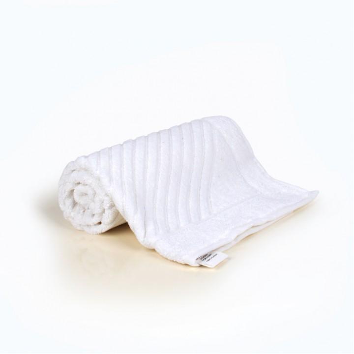 Полотенце 50х70 махра, белое