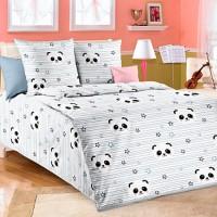 Детское постельное белье бязь 1.5 спальное Бамбуковый мишка