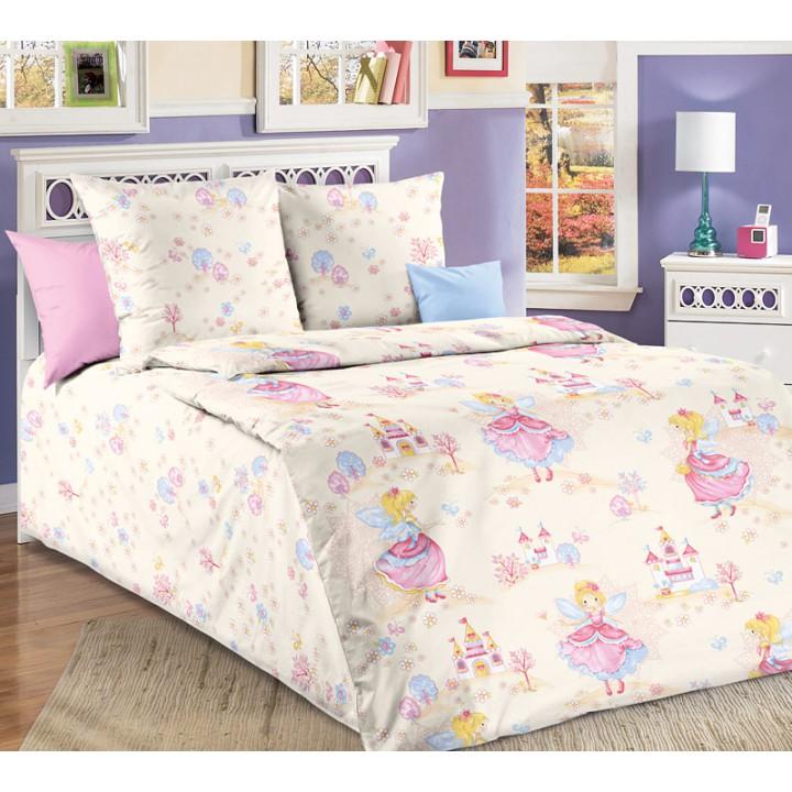 Детское постельное белье бязь 1.5 спальное Бель