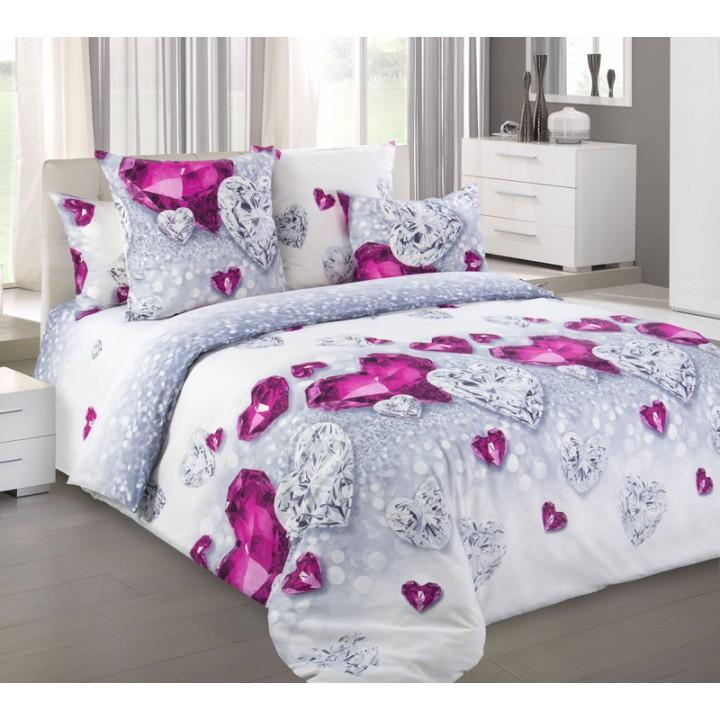 Постельное белье бязь 2 спальное - Драгоценность