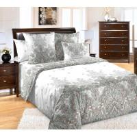 Постельное белье бязь 2 спальное простыня на резинке - Изабелла
