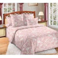 Постельное белье бязь 2 спальное с простыней на резинке160х200х25  - Лана
