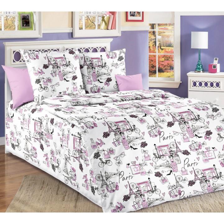 Детское постельное белье бязь 1.5 спальное Лямур