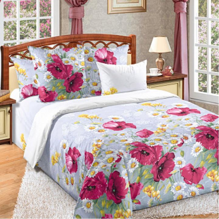 Постельное белье бязь 2 спальное - Волшебные краски