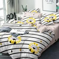 Постельное белье поплин 1.5 спальное F-22000