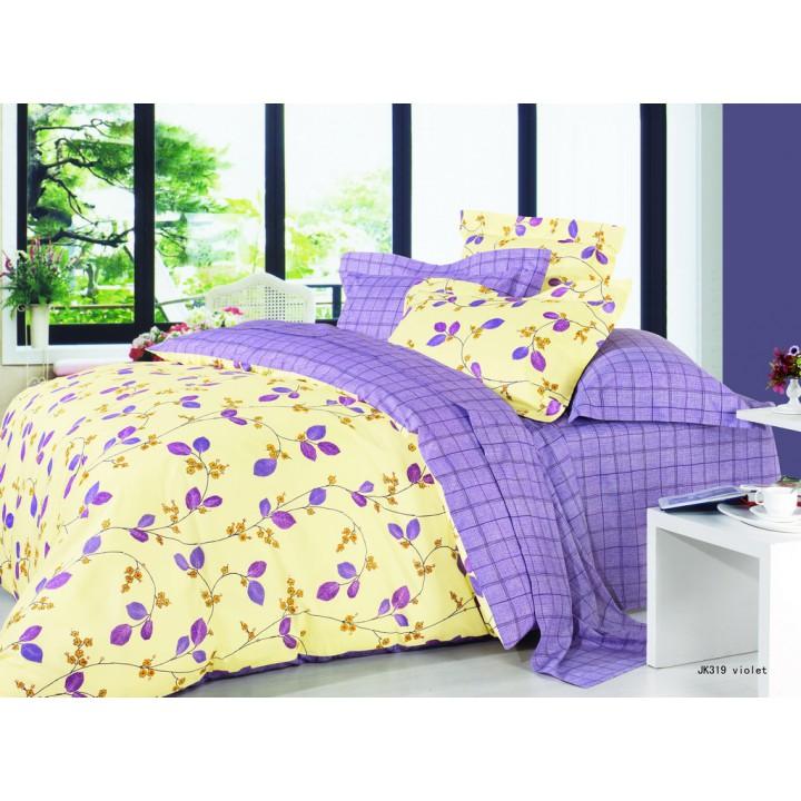 Постельное белье поплин 1.5 спальное K-70319