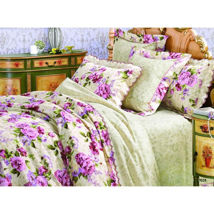 Постельное белье поплин 1.5 спальное K-9528