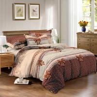 Постельное белье поплин 2 спальное - K-587